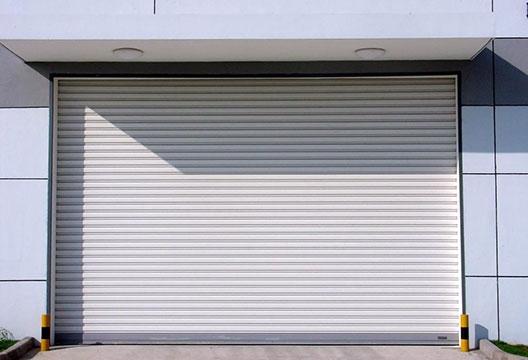 工业级抗风卷帘门