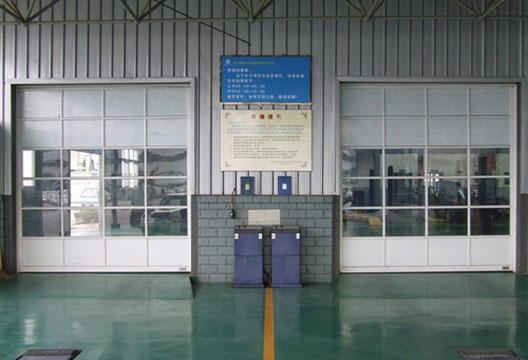 工业透视门